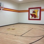 SnapSports Commercial Flooring Install Example 3