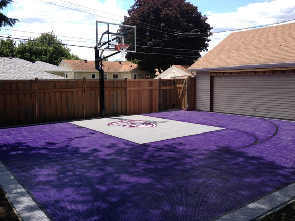 Outdoor Basketball Courts Game Courts Millz House