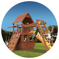 kids play forts - millz house apple valley mn