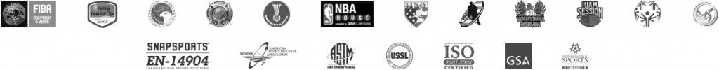 Snap Sports is proudly endorsed by these organizations