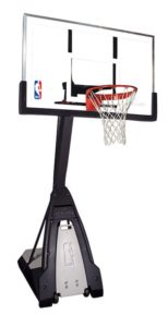 The Beast Portable Hoop by Spalding