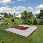 SnapSports 28 x 28 Outdoor Court