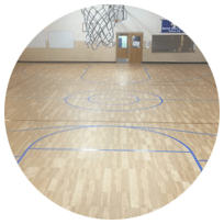 Minnesota commercial gym floor installation