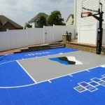 Multi Game Basketball Court Flooring