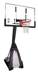 The Beast Portable Hoop by Spalding