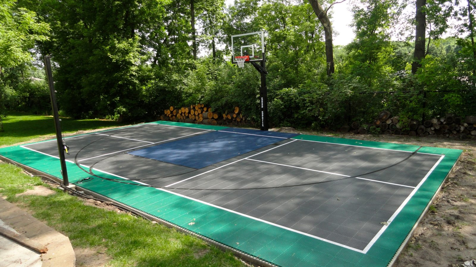 Snapsports Residential  U0026 Commercial Tennis Court