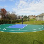 Basketball Court in Medina