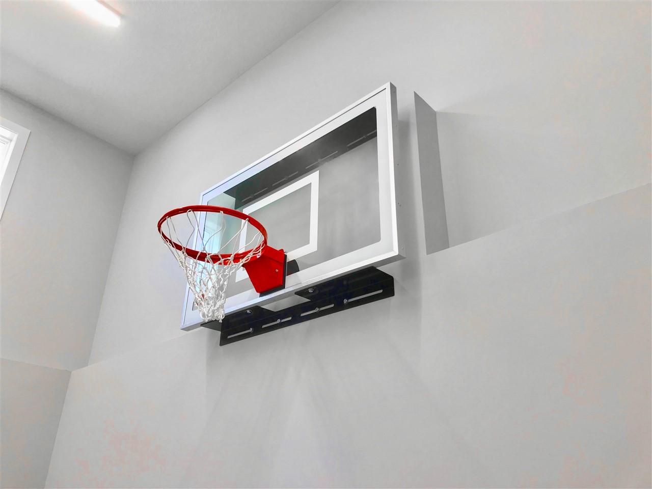 Gladiator Fixed Mount Basketball Hoop
