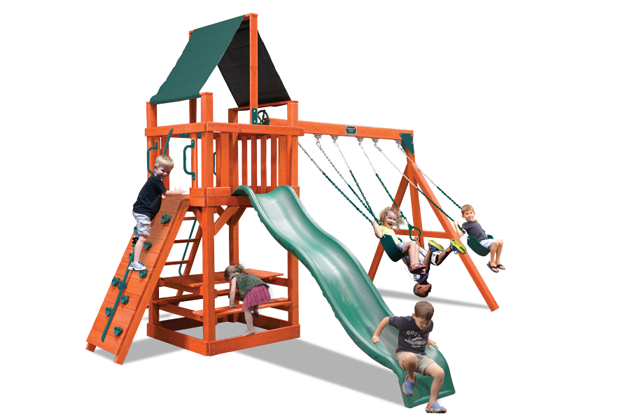Classic Fort Play Set