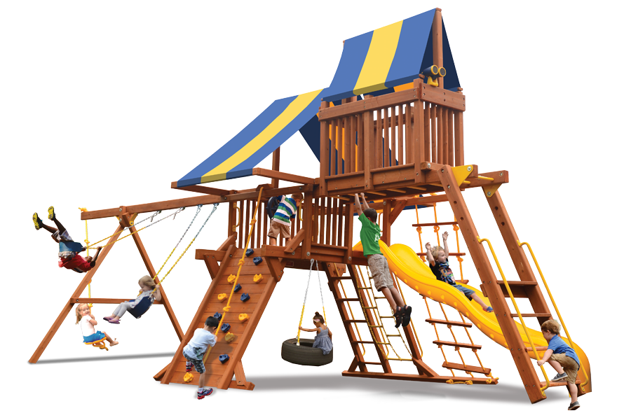 Deluxe Playcenter Combo 4