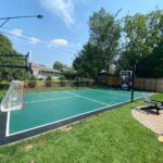 Outdoor Multi-game Court