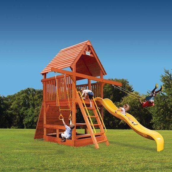 Kids Space Saver Play Set